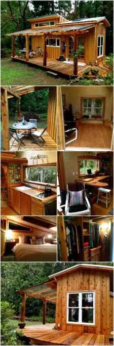 83 rustic log cabin homes design ideas
