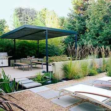85 awesome gravel patio ideas with pergola