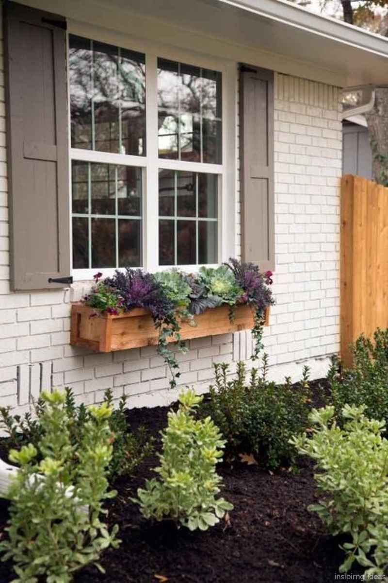 88 modern rustic window trim ideas