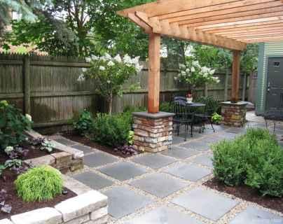96 awesome gravel patio ideas with pergola