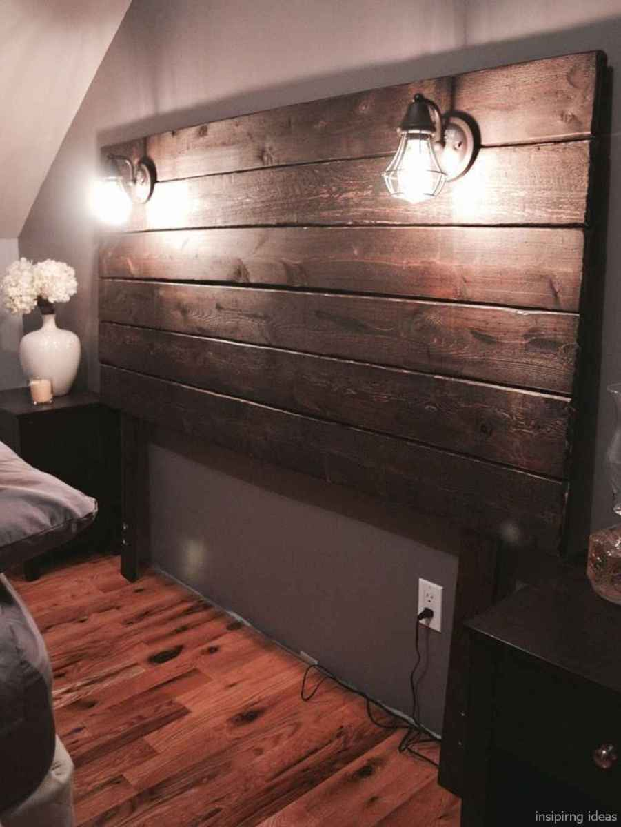 Rustic home decor ideas for bedroom 31