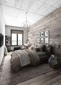Rustic home decor ideas for bedroom 53