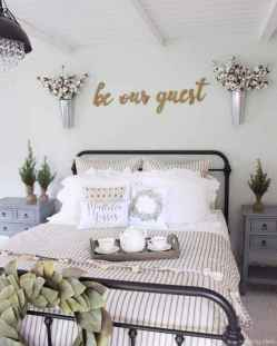 Rustic home decor ideas for bedroom 63