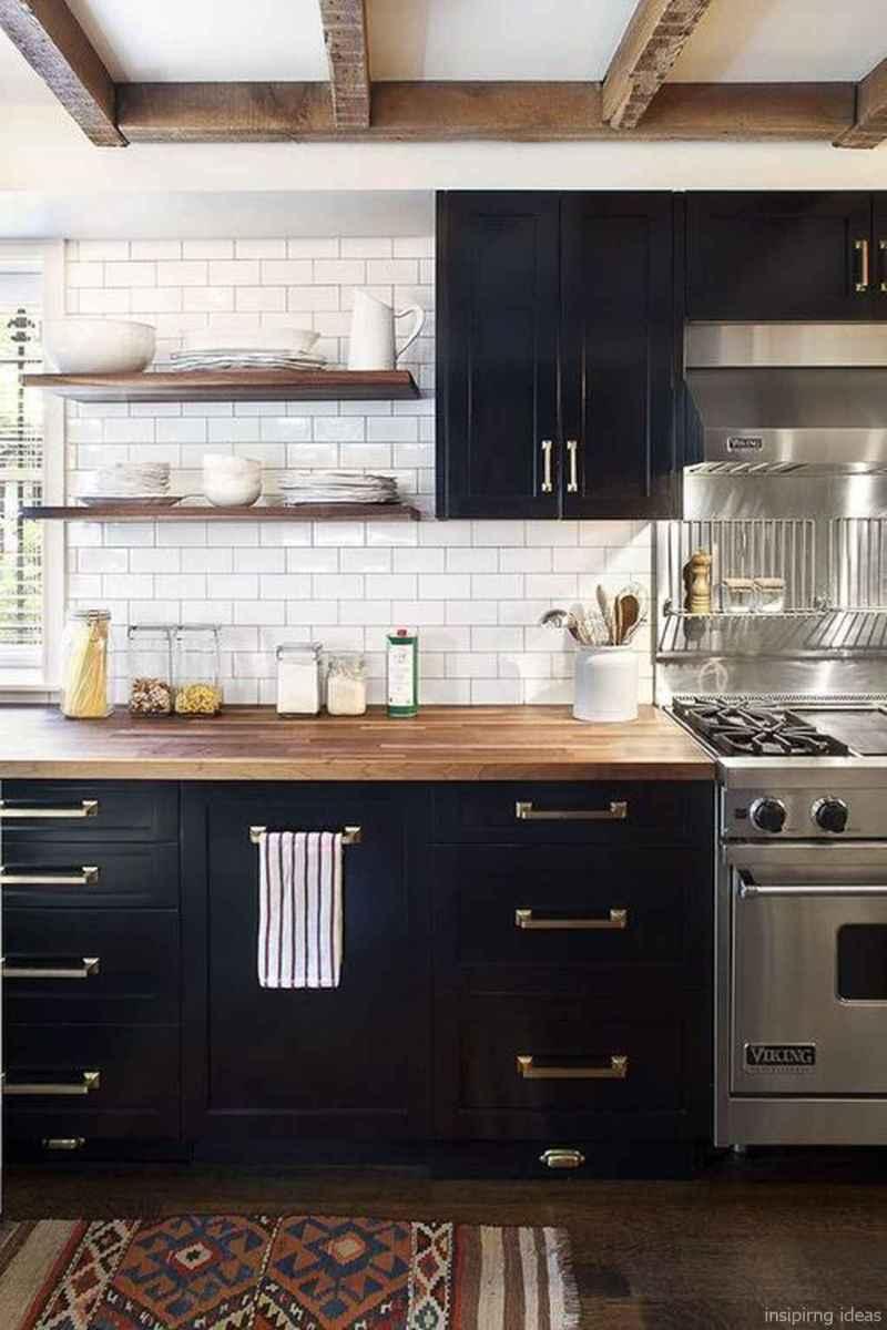 02 best modern farmhouse kitchen cabinets ideas