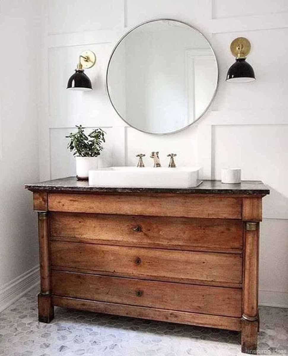 07 fabulous modern farmhouse bathroom vanity ideas