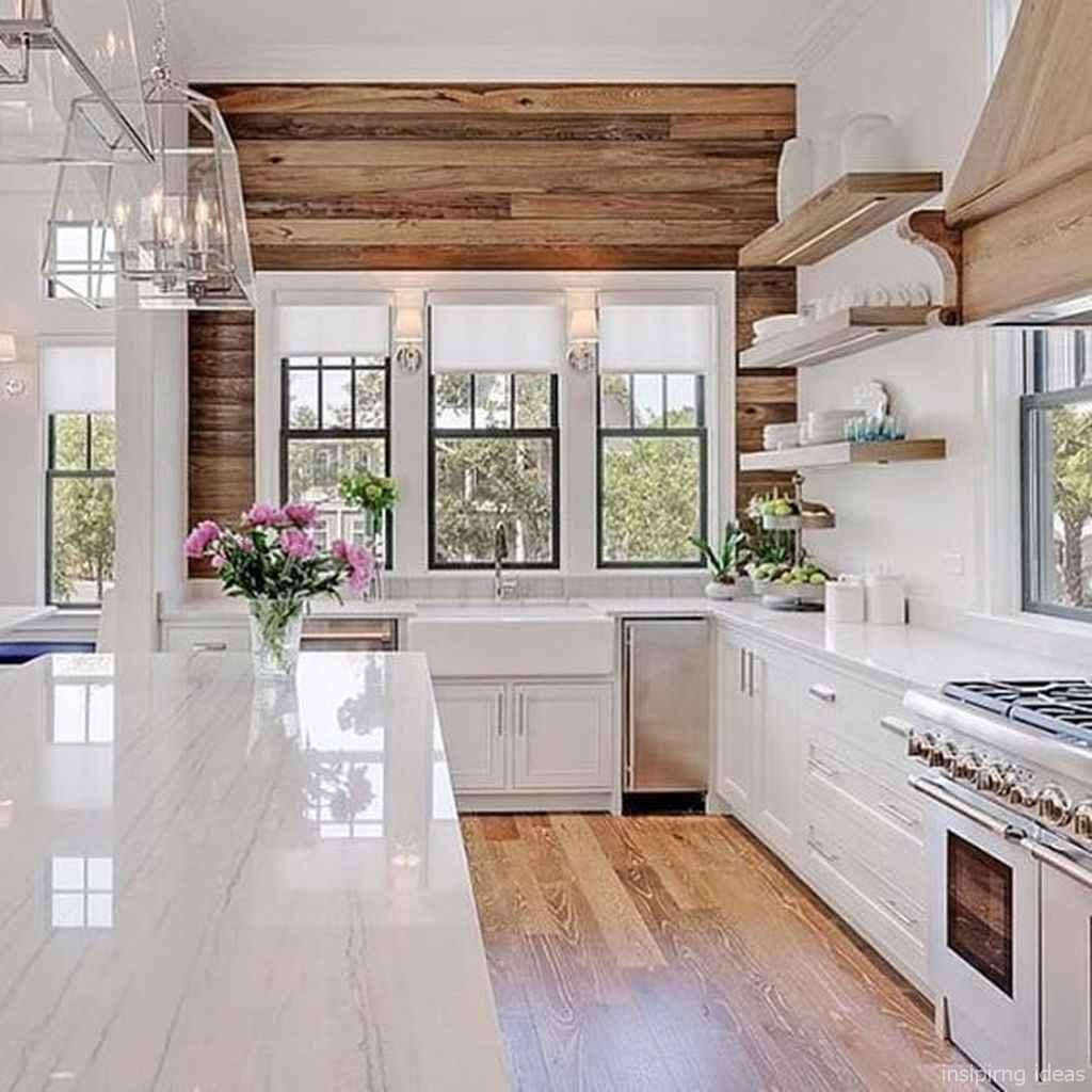 17 best modern farmhouse kitchen cabinets ideas