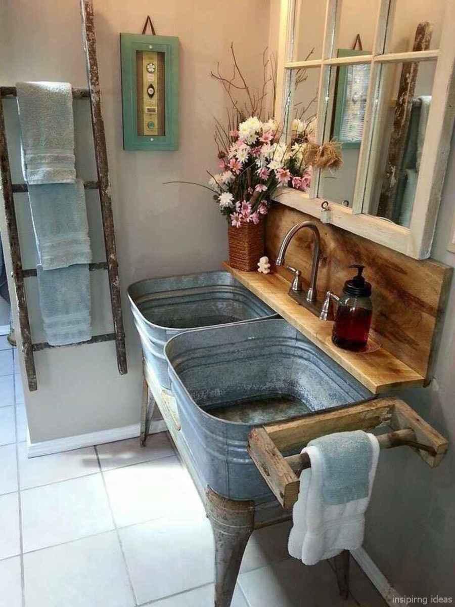 23 fabulous modern farmhouse bathroom vanity ideas