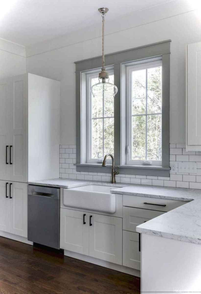35 best modern farmhouse kitchen cabinets ideas