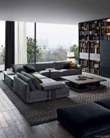 40 luxurious modern living room decor ideas