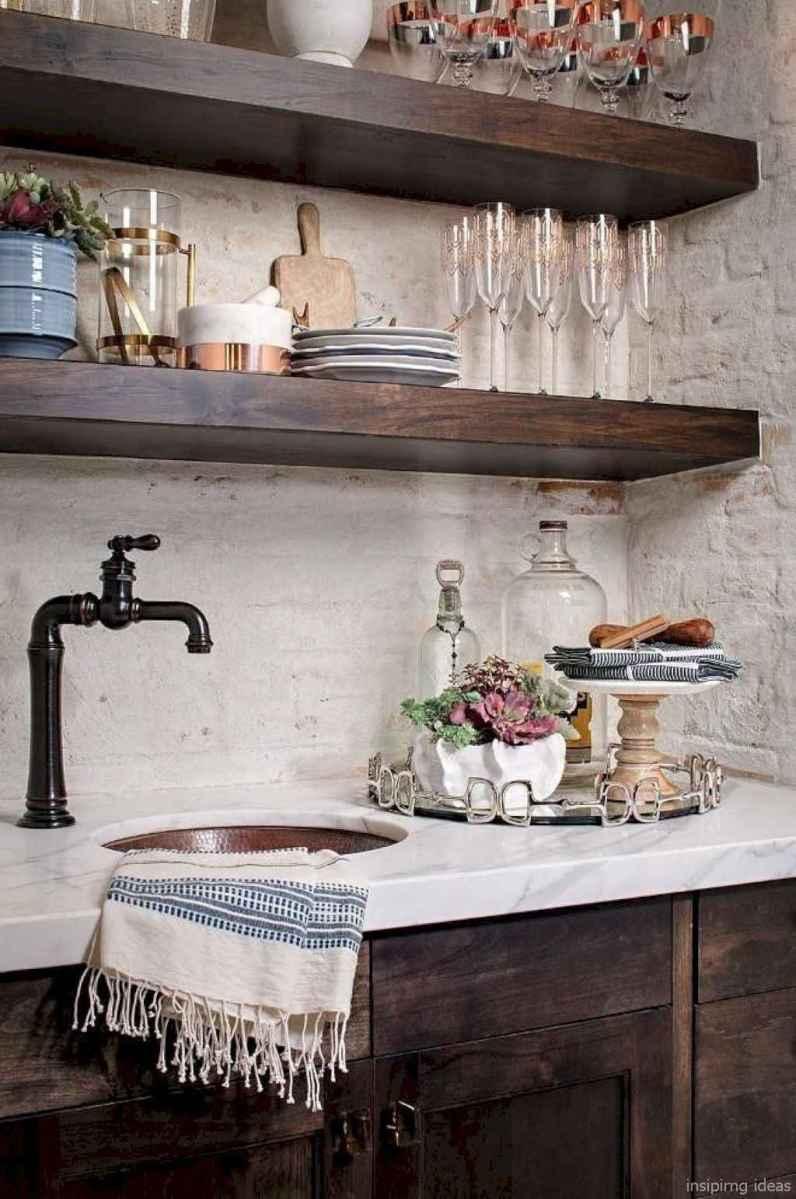 43 beautiful farmhouse kitchen decor ideas