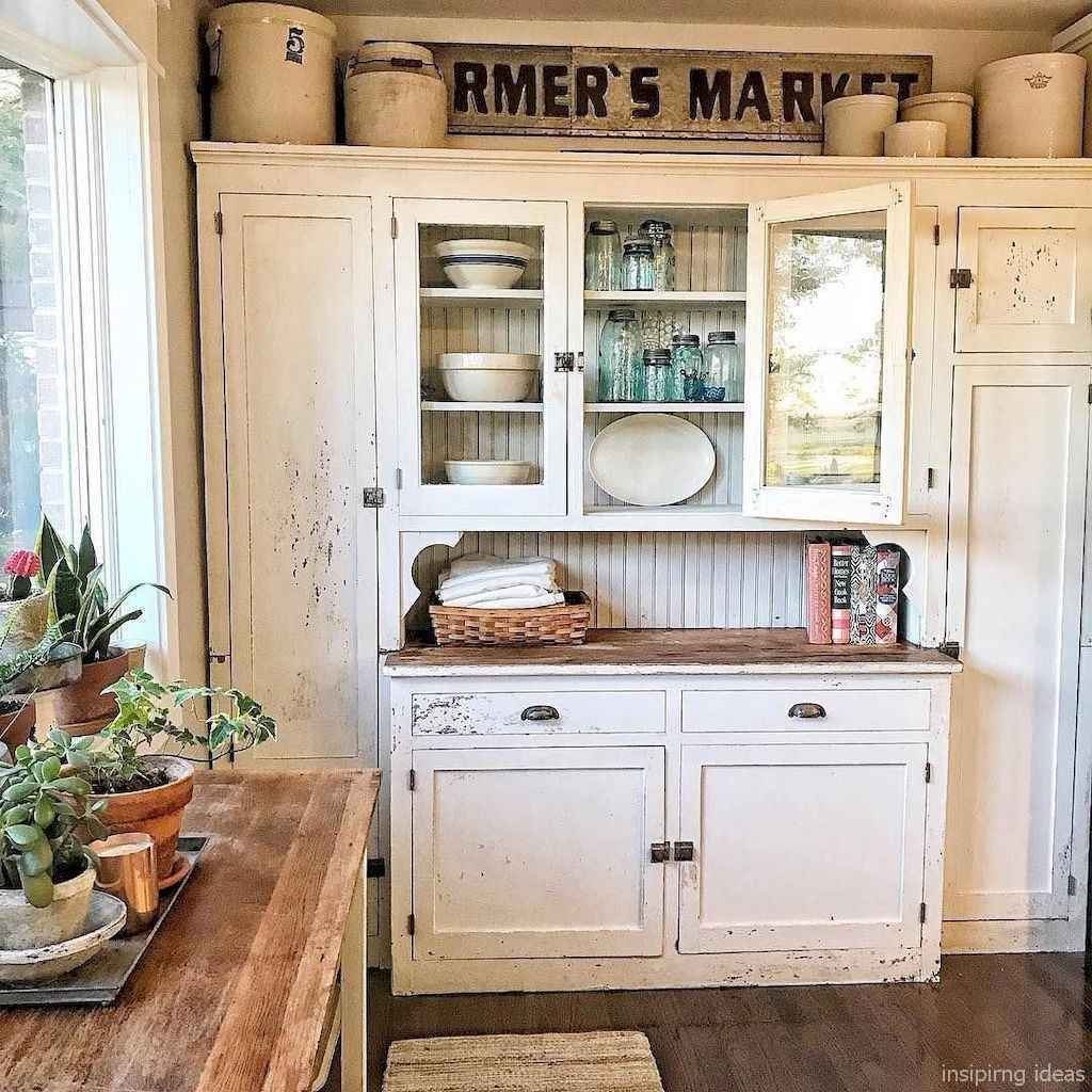 44 best modern farmhouse kitchen cabinets ideas
