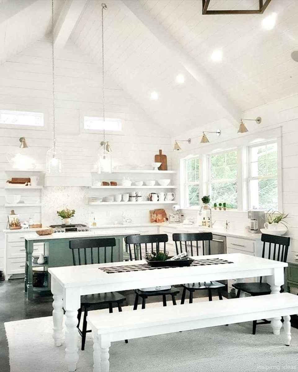 47 best modern farmhouse kitchen cabinets ideas