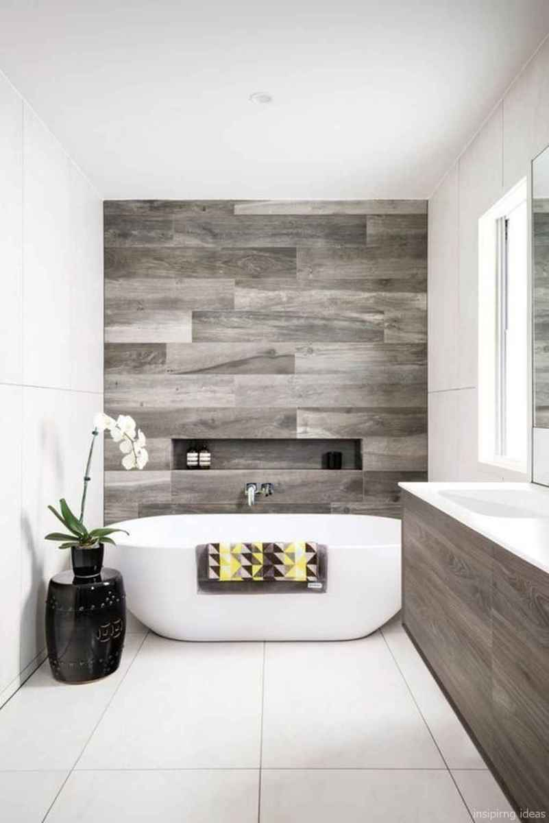 50 modern farmhouse small bathroom wall color ideas 30