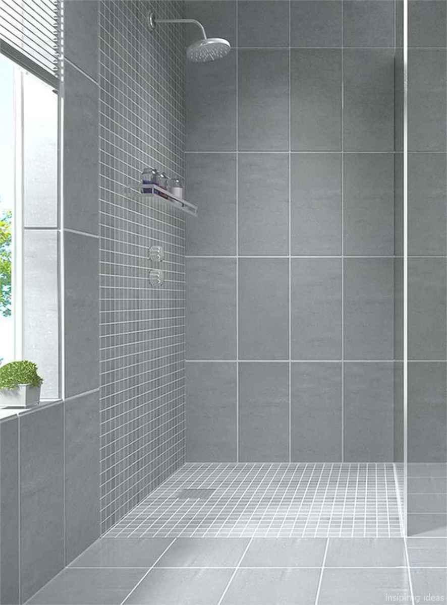 50 modern farmhouse small bathroom wall color ideas 40