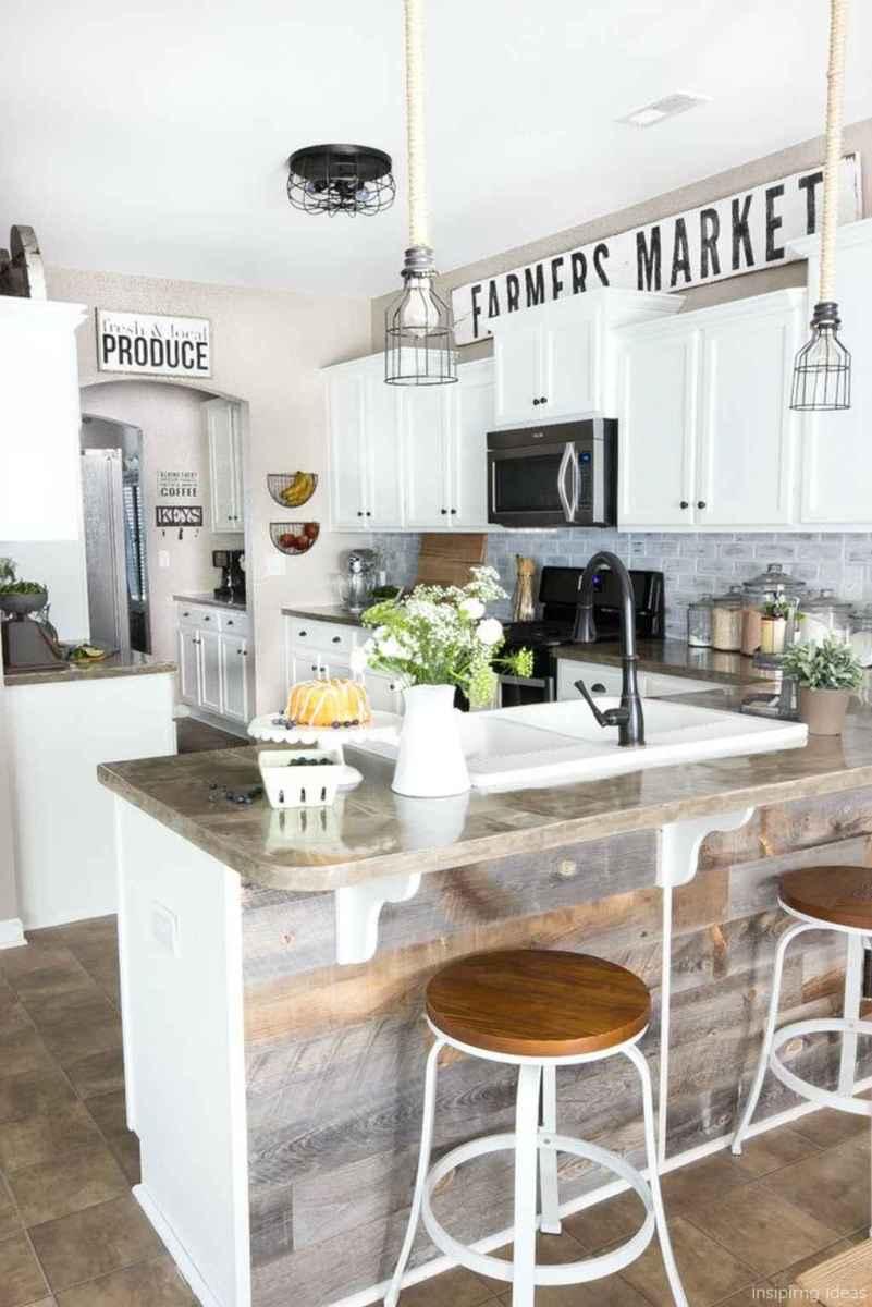 51 best modern farmhouse kitchen cabinets ideas
