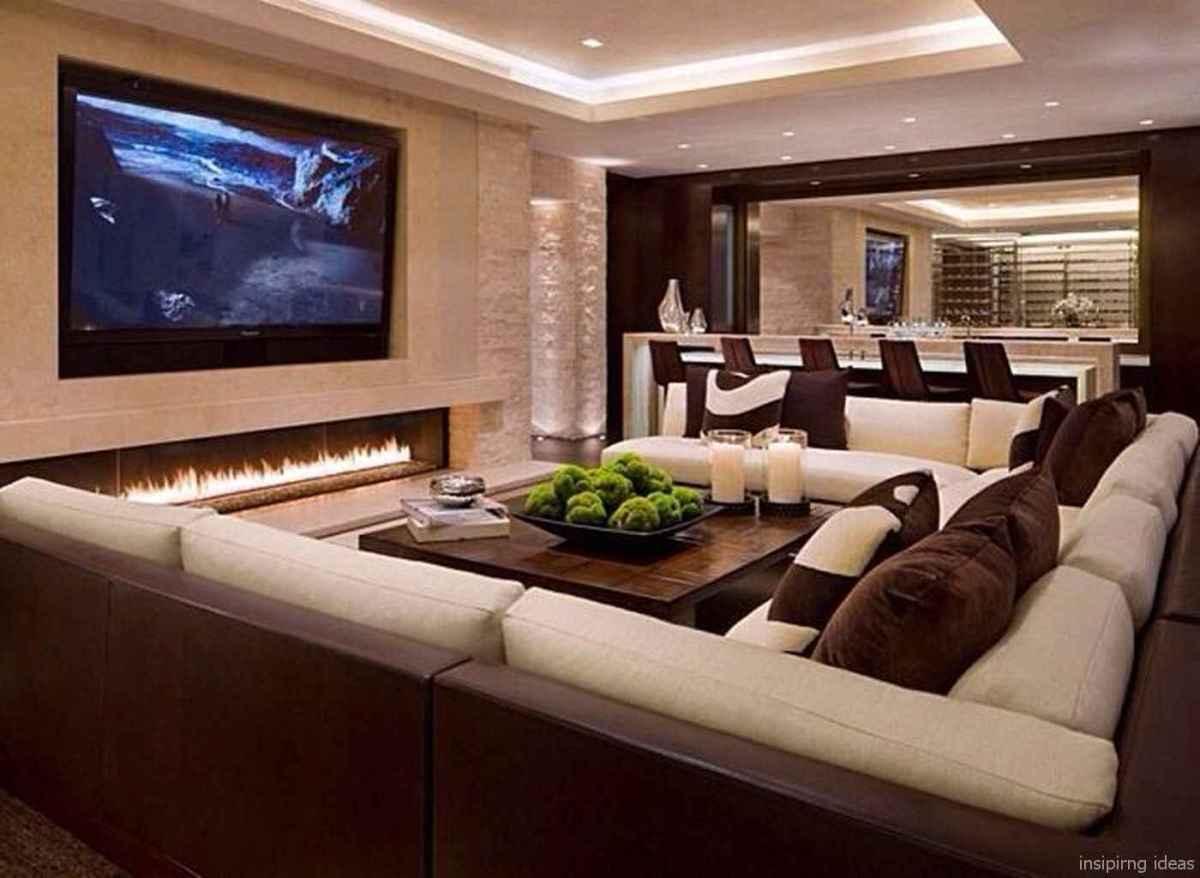 56 luxurious modern living room decor ideas