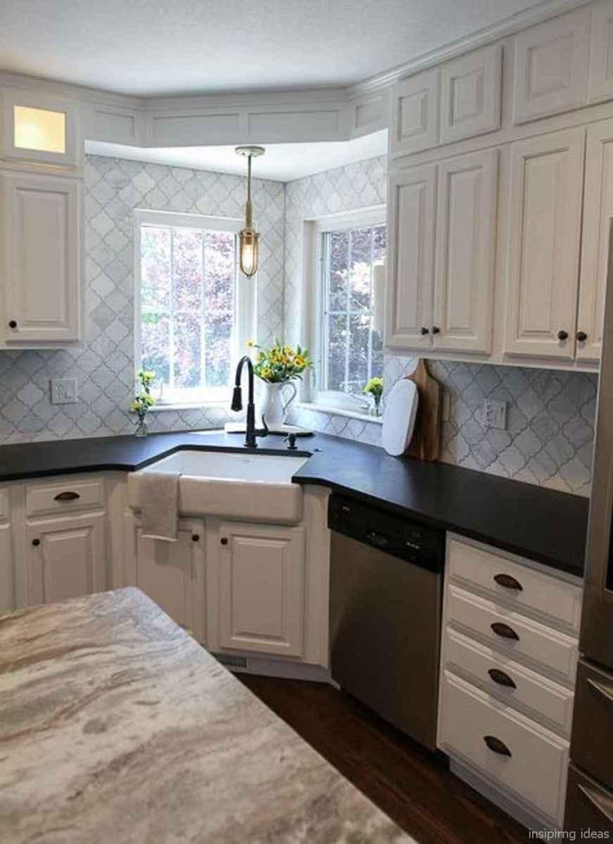 58 best modern farmhouse kitchen cabinets ideas