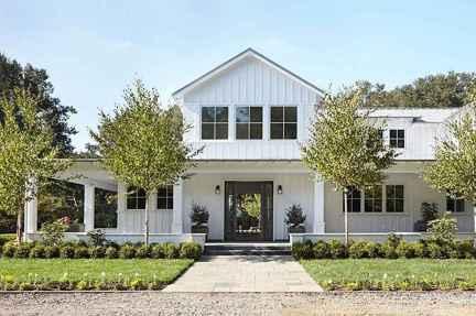 70 affordable modern farmhouse exterior plans ideas 25