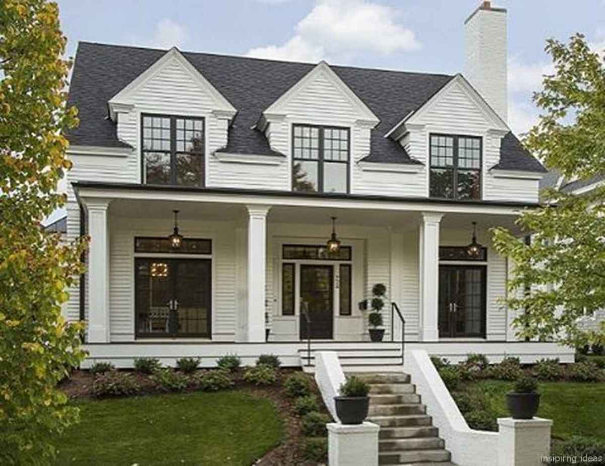70 affordable modern farmhouse exterior plans ideas 40