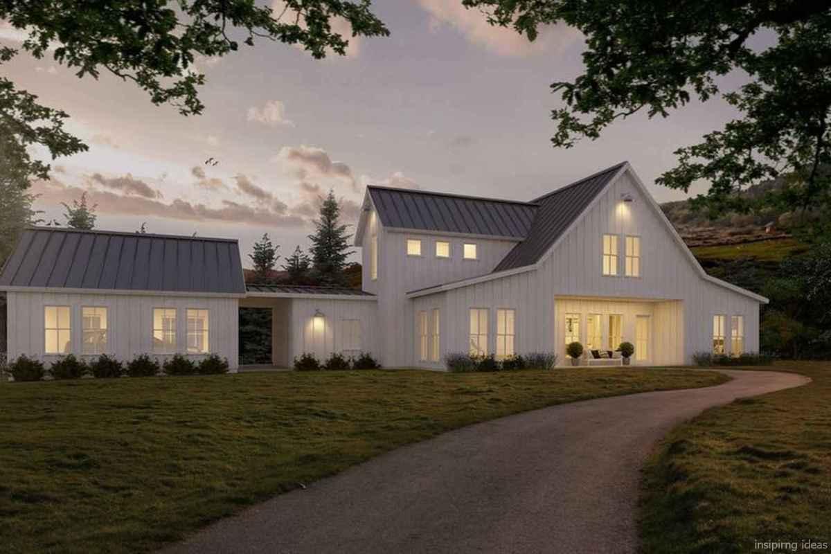 70 affordable modern farmhouse exterior plans ideas 53