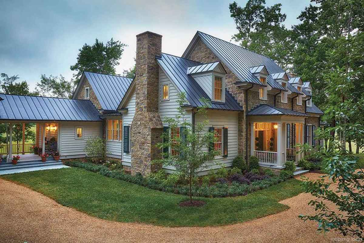 70 affordable modern farmhouse exterior plans ideas 56