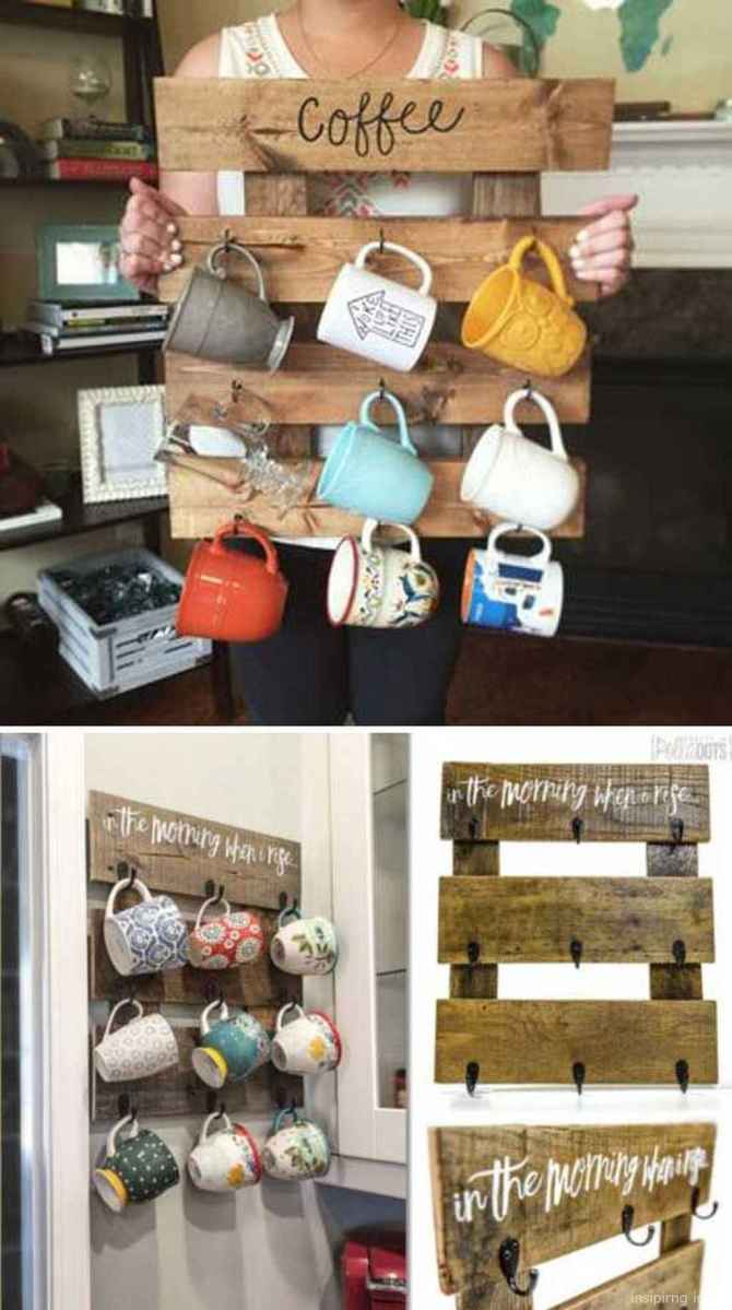Affordable diy pallet project ideas55