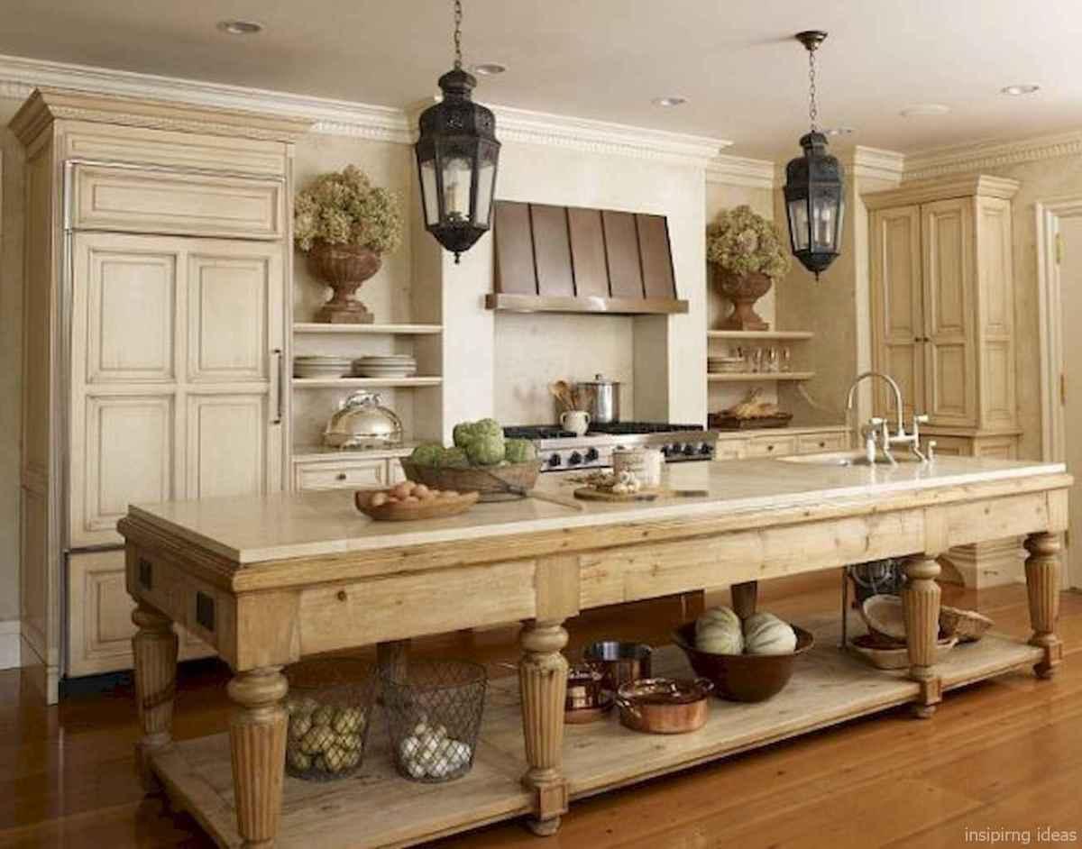 Awesome farmhouse kitchen table design ideas 05