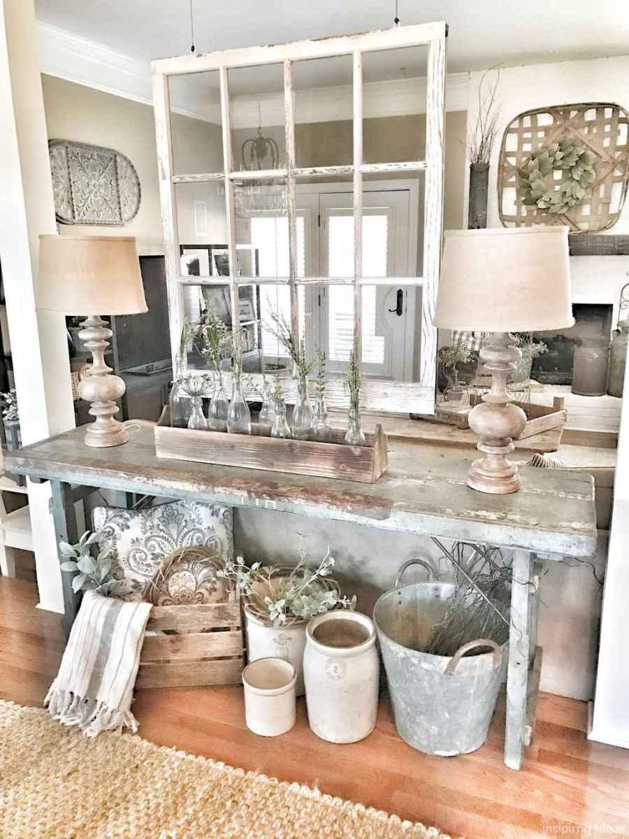 Awesome farmhouse kitchen table design ideas 49