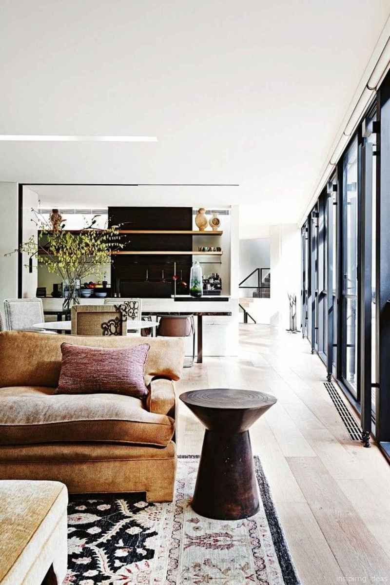 Cozy modern apartment living room decorating ideas on a budget 08