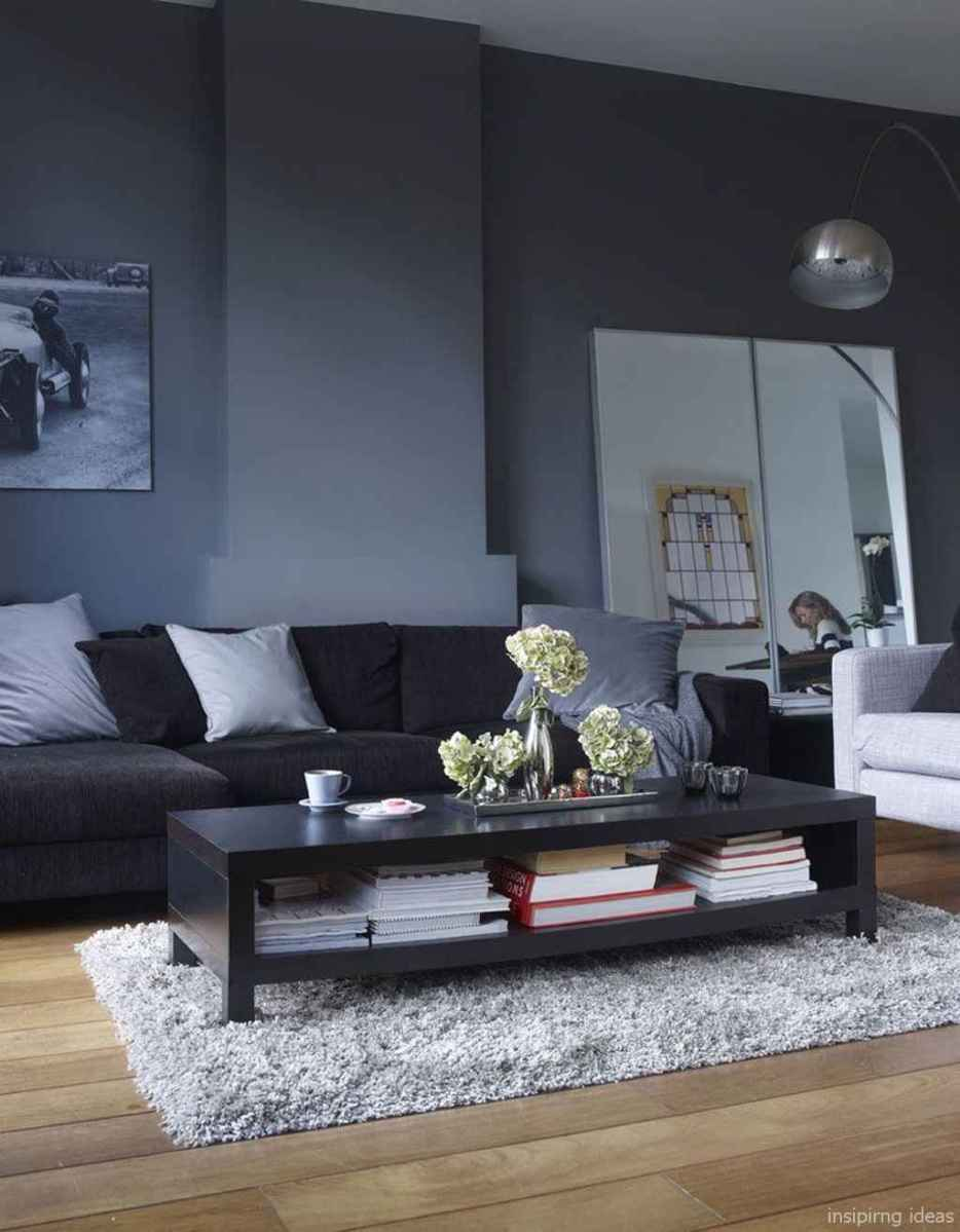 Cozy modern apartment living room decorating ideas on a budget 09