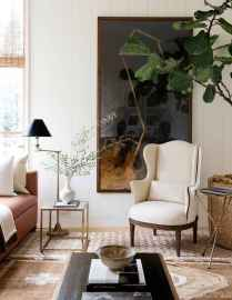 Cozy modern apartment living room decorating ideas on a budget 18