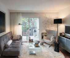 Cozy modern apartment living room decorating ideas on a budget 28