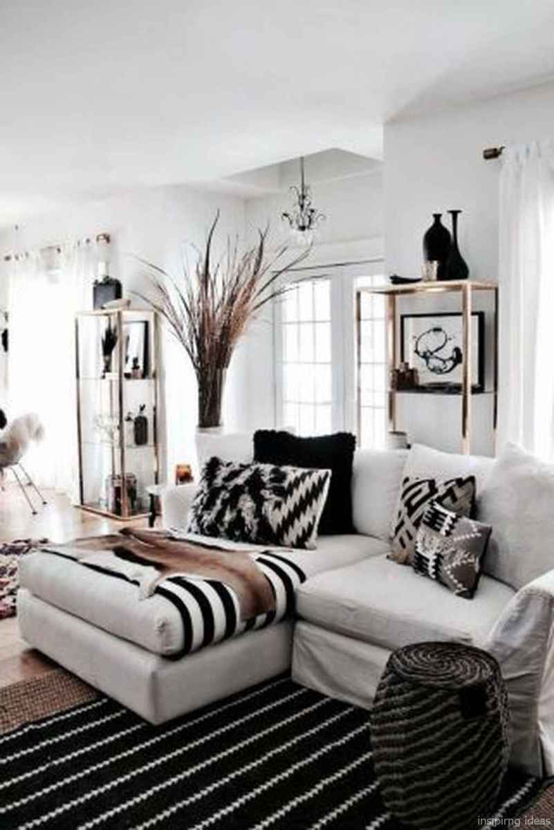 Cozy modern apartment living room decorating ideas on a budget 50