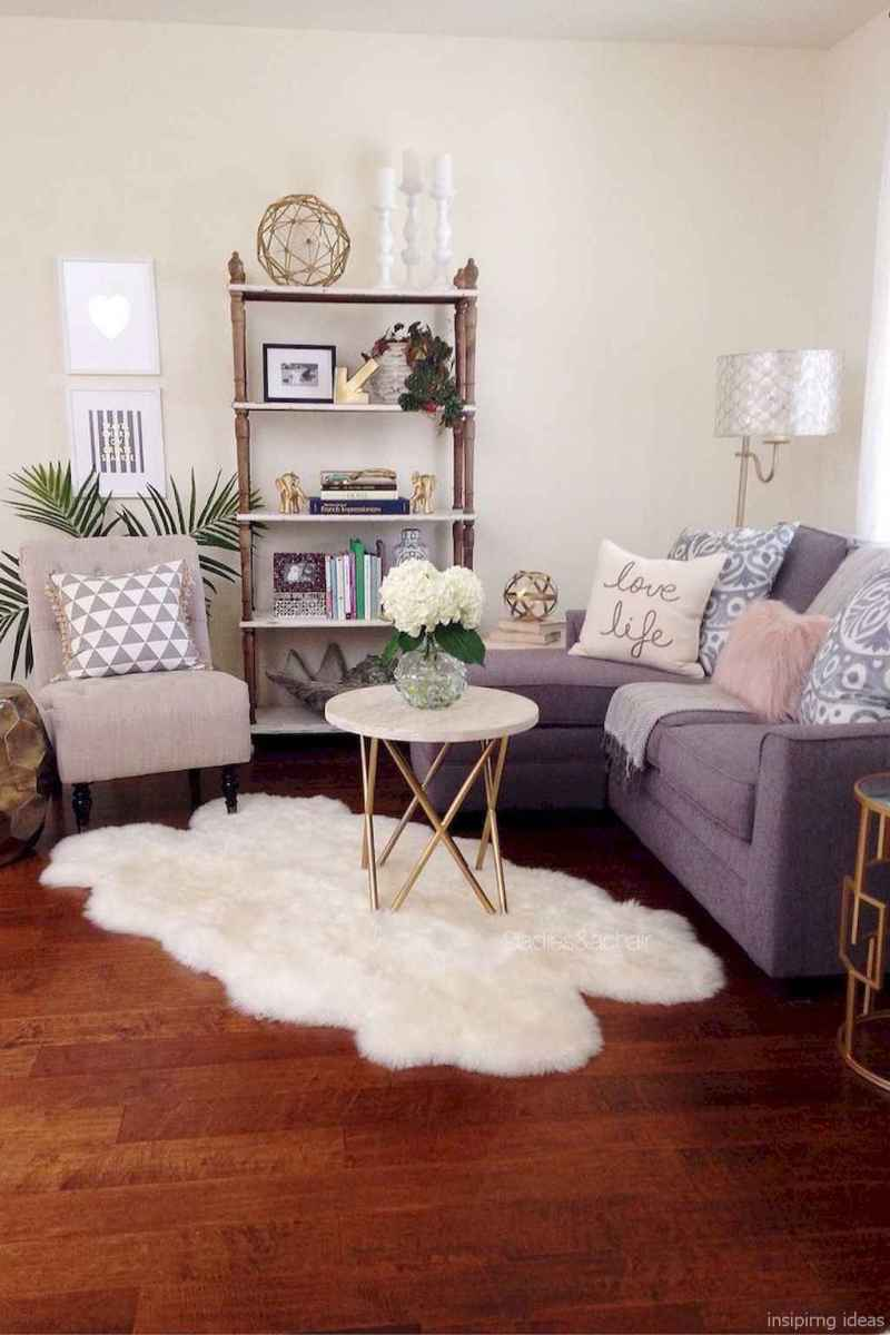 Cozy modern apartment living room decorating ideas on a budget 65