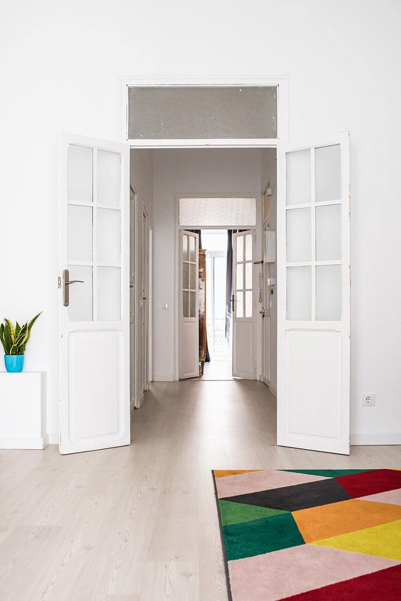 Room Decoration Ideas - cohesive flooring