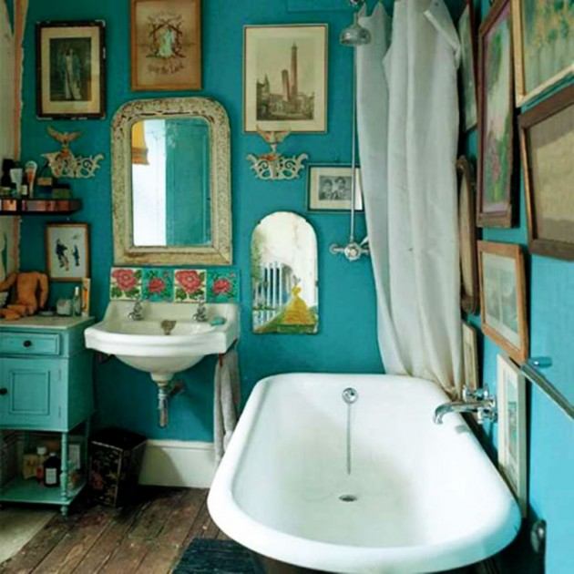 Bathroom decorating ideas for small apartments on Apartment Small Bathroom Decor Ideas  id=85324