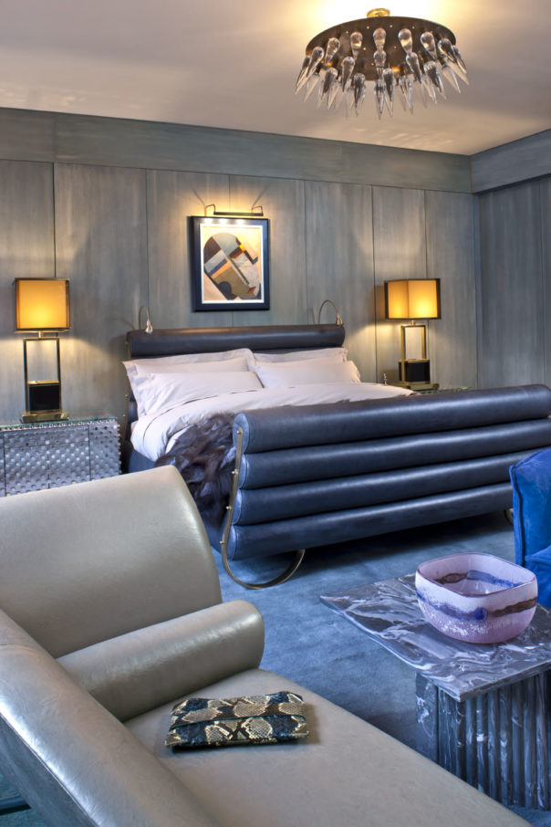 Beautiful Bedrooms by Kelly Wearstler to Copy this Summer ... on Beautiful Room Decor  id=11557
