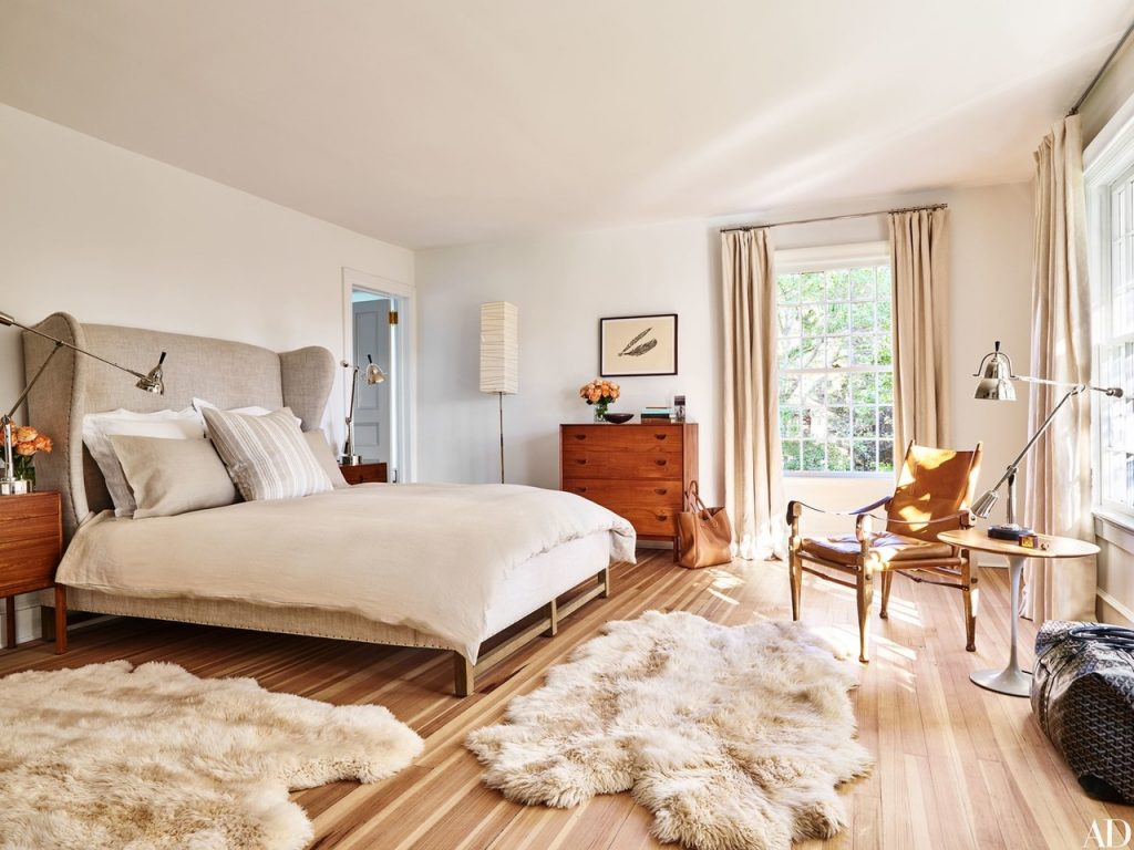20 Best Master Bedrooms of 2016 by Architectural Digest ... on Best Master Bedroom  id=42057