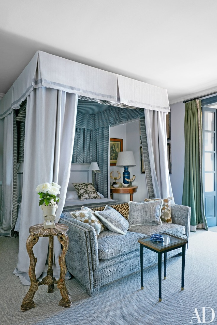 20 Best Master Bedrooms of 2016 by Architectural Digest ... on Best Master Bedroom Designs  id=20197