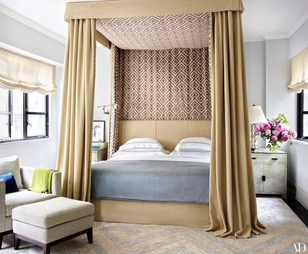 20 Best Master Bedrooms of 2016 by Architectural Digest ... on Best Master Bedroom  id=54165
