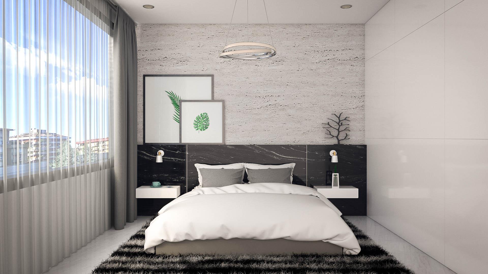 Small Modern Bedroom Design Ideas - roomdsign.com on Small Bedroom Ideas  id=27757