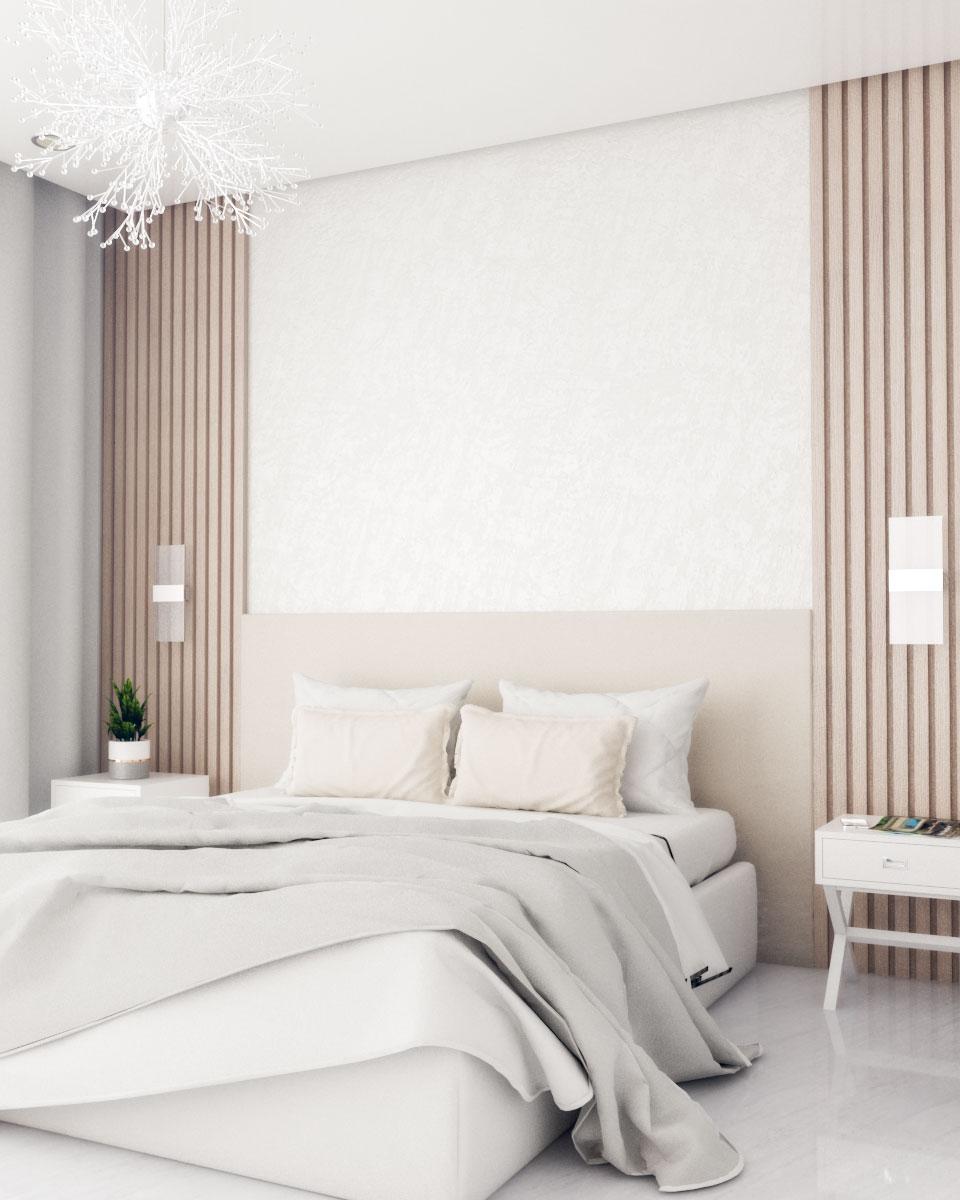 Minimalist Modern Small Bedroom Interior Design ... on Small Bedroom Ideas  id=53227