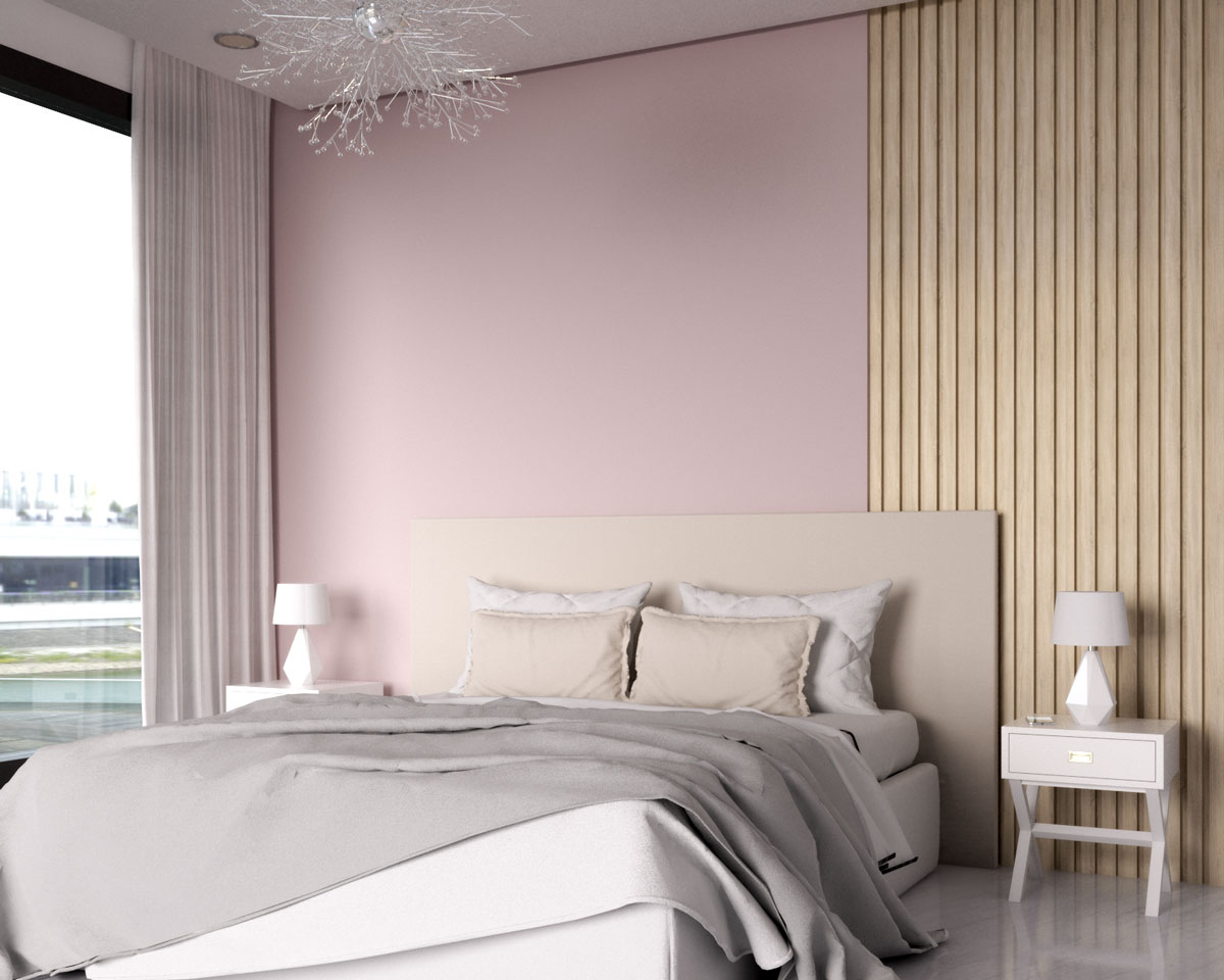 10 Gorgeous Pink Accent Wall Ideas For Bedroom And Living Room Roomdsign Com