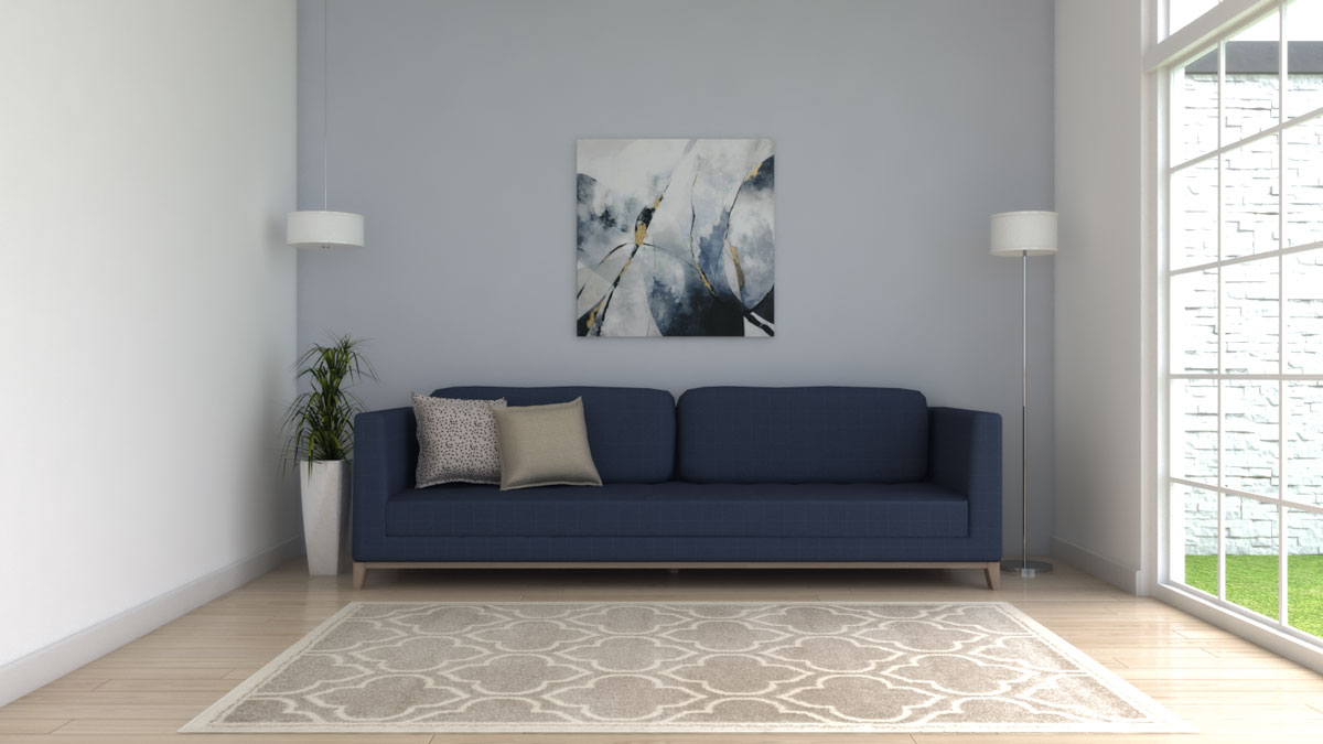 Best Rug For Blue Couch Roomdsign Com