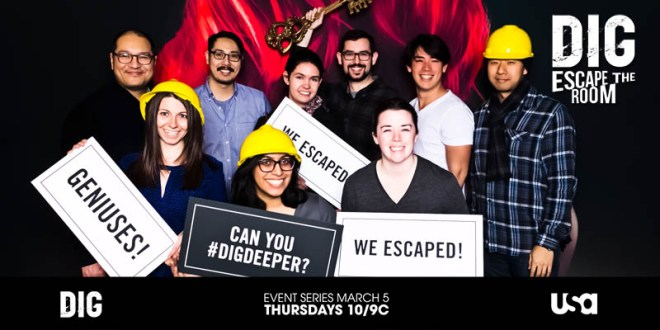 DIG Room Escape - Victory