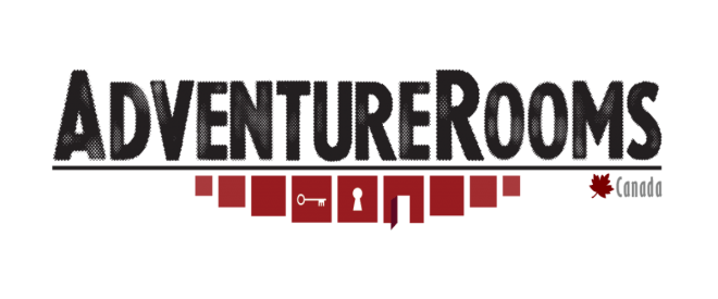 Adventure Rooms Canada Logo