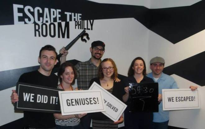 Escape the Room Philly - The Cavern - Room Escape Artist