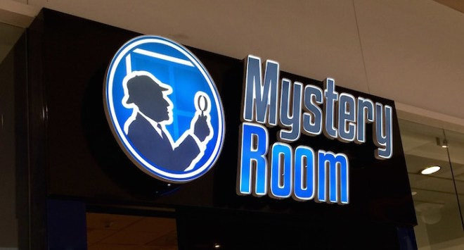 Mystery Room Palisades Center