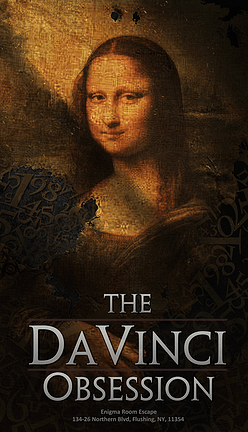 The DaVinci Obsession