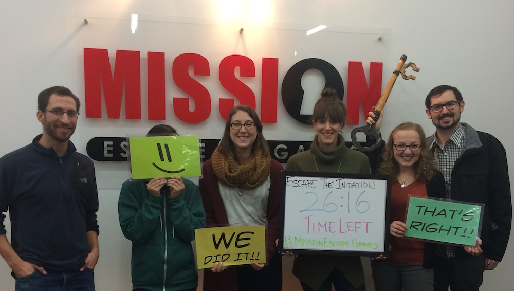 Mission Escape Games - Escape The Initiation